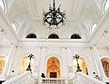 Санкт-Петербургский Политехнический институт императора Петра Великого. Главное здание. Лестница главного входа 3.jpg