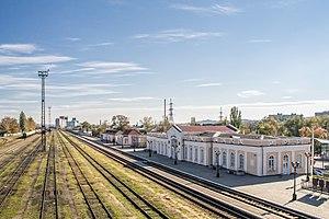Станция Керчь
