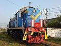 ТЭМ2-3219, Россия, Самарская область, станция Сызрань (Trainpix 177879).jpg