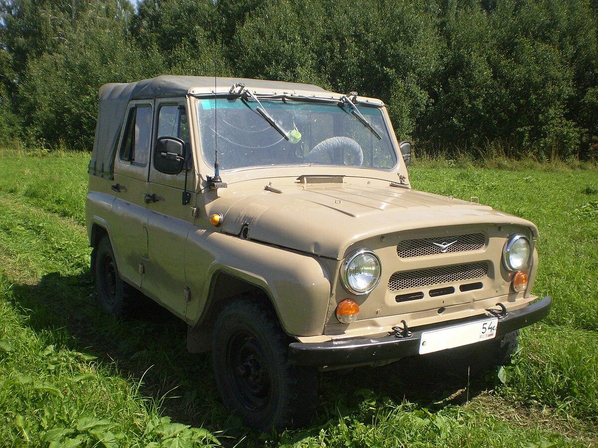 4X4 Off Road >> УАЗ-31512 — Википедия