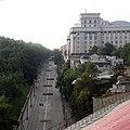 Улица Грушевского вверх от Музейного переулка.JPG