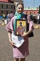 Участница Крестного Хода в Санкт-Петербурге..2H1A5115WI.jpg