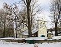 Церковь Преподобного Сергия Радонежского, в ограде, Печоры.jpg