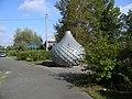 Церковь Успения Пресвятой Богородицы купол на земле.jpg