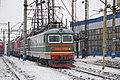 ЧС2-920, Россия, Свердловская область, депо Свердловск-Пассажирский (Trainpix 187581).jpg