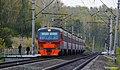ЭР2К-1012, Россия, Новосибирская область, перегон Жеребцово - Издревая (Trainpix 143608).jpg