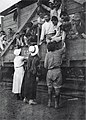 אישים - גדוד העברי במלחמה העולמית הקודמת פרידה מהמתנדבים.-JNF035413.jpeg