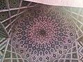 سقف زیبای عمارت مسجد نصیرالملک.jpg