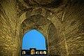 فضای شتر خان یا تالار استبل در کاروانسرای دیر گچین استان قم - کاروانسرای ساسانی 08.jpg