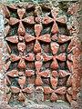 বাঘা মসজিদের দেয়ালে পোড়া মাটির ফলক (১০).jpg