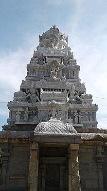 வெள்ளூர் திருக்காமேசுவரர் கோயில்