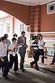 นายกรณ์ จาติกวณิช รัฐมนตรีว่าการกระทรวง การคลัง ให้สัม - Flickr - Abhisit Vejjajiva.jpg