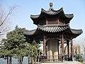 南京莫愁湖公园纪念亭 - panoramio.jpg