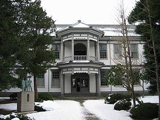Fukushima Prefectural Asaka High School