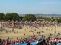 山根グラウンド(2009年新居浜太鼓祭り) - panoramio (3).jpg