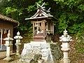 御所市戸毛 大倉姫神社 Ōkurahime-jinja, Tōge 2011.5.13 - panoramio.jpg