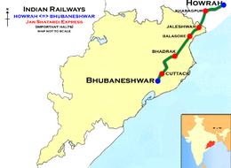 Bhubaneswar Road Map Pdf