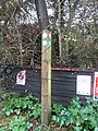-2019-11-11 Footpath marker, Carr Lane, Overstrand.JPG