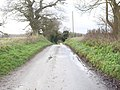 -2021-01-04 Looking southwards along Corner Common Road, Honing, Norfolk.jpg