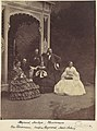 -Portrait of Three Women and Men in a Garden- MET DP111504.jpg