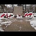 - 15 stycznia 2017 - Pomnik poświęcony żołnierzom Armii Radzieckiej znajduje się na Cmentarzu Żołnierzy Radzieckich KIELCE --.jpg