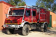 000280 - Camión de Bomberos