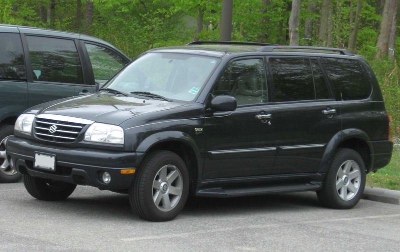 Suzuki Sx Black Rims