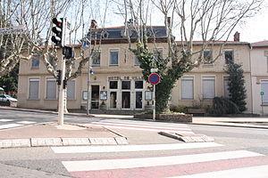 Chassieu - Image: 02. Hôtel de Ville de Chassieu