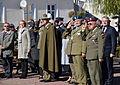 02013-55 Zeremonie der Übergabe der Fahne für polnische Veteranen, Sanok (2013).JPG