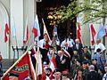 02682 Gedenktage der ersten polnischen Verfassung vom 3. Mai in Sanok.JPG