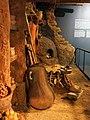 046 Museu d'Història de Catalunya, habitatge de l'edat de bronze.JPG