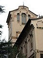 047 Casa Barbey, torre, c. Manuel Raspall (la Garriga).JPG