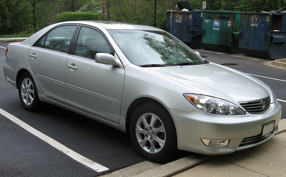 05-06 Toyota Camry XLE