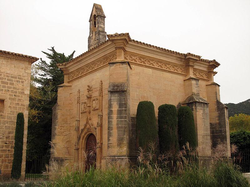 052 Monestir de Poblet, capella de Sant Jordi.jpg