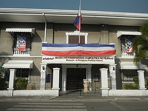 Museum of Philippine Political History - The Museum of Philippine Political History in Malolos