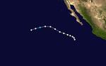 1956 Pacific hurricane season