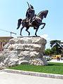 07Tirana Skenderbeg-Denkmal02.jpg