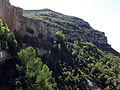 089 Costes de Sant Miquel, cingles de Bertí, des de Sant Miquel del Fai.JPG