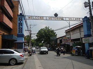 Veterans Village Barangay in National Capital Region, Philippines