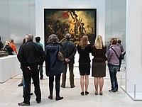 0 La Liberté guidant le peuple - Eugène Delacroix (1).JPG