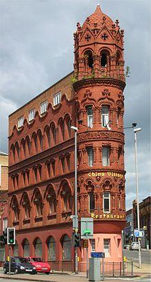 1 7 Constitution Hill Birmingham Wikipedia