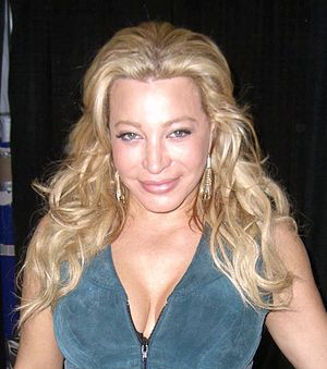 Taylor Dayne - Dayne at the Big Apple Convention in Manhattan, 2009