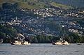 100 Jahre Dampfschiff Stadt Rapperwil - DS Rapperswil & Zürich - ZSG Linth 2014-05-23 20-02-10.JPG