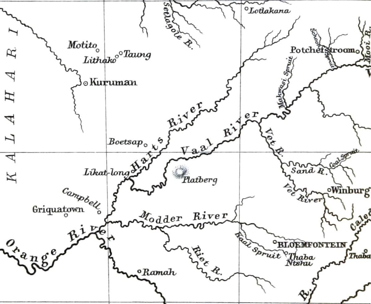 Harts River - Wikipedia