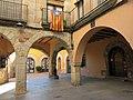 110 Plaça del Bo-bo (Monistrol de Montserrat), porxo.JPG
