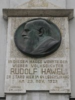 1180 Gentzgasse 55 - Rudolf Hawel-Gedenktafel IMG 5402.jpg