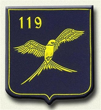 119th Helicopter Brigade - Units badge since the 1990s