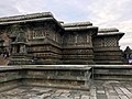 12th-century Belur Vaishnavism Hindu temples complex, exterior.jpg