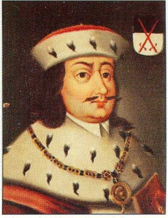 Frederick II, Elector of Saxony - Frederick the Gentle