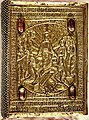1490 - Tetraevangheliarul de la Humor ferecatura.jpg
